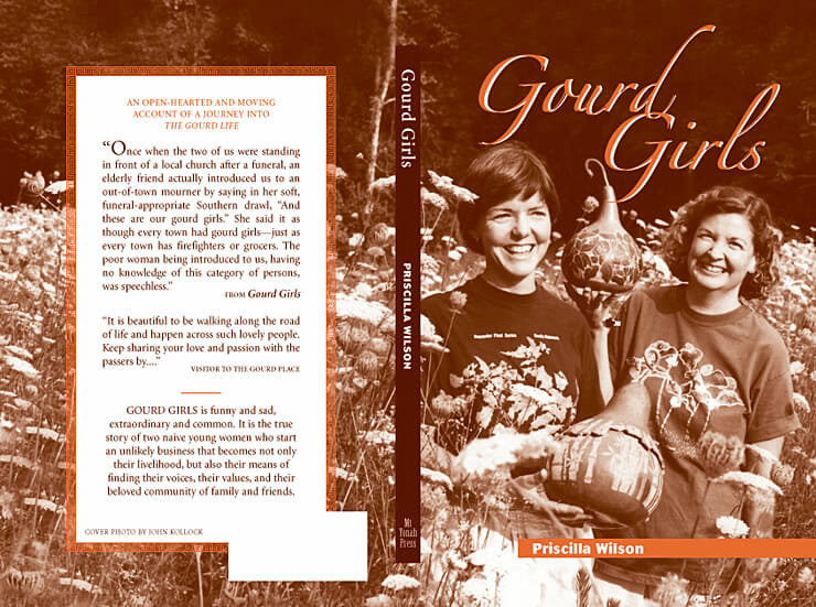 Our book Gourd Girls.
